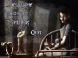 American McGee's Alice Windows main menu
