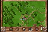 Serf City: Life is Feudal DOS Fighting on an enemy land.