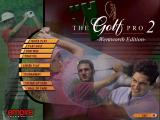 The Golf Pro 2 Windows Title Screen