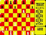 Master Chess ZX Spectrum Can play a discovered check here (not to much avail though)