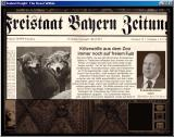 The Beast Within: A Gabriel Knight Mystery Windows Newspaper (Freistaat Bayern Zeitung)