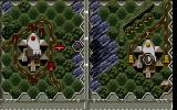 Battle Isle DOS You must capture enemy headquarters to win a scenario.