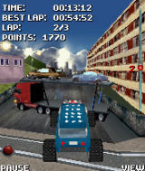 Stuntcar Extreme Symbian From Symbian Series 60 version