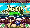 Jungle Run ExEn Splashscreen of the game