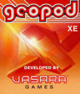 Geopod XE Symbian Splash screen