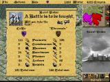 Lords of the Realm II Windows A battle is to be fought...