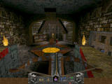 Hexen II Windows The alchemist's lab.