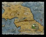 King Arthur GameCube World map