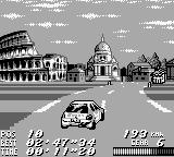 V-Rally Championship Edition Game Boy Championship mode - Italy