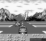 V-Rally Championship Edition Game Boy Corsica - Starting the race