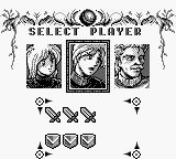 Rampart Game Boy Player Selection (Jpn)