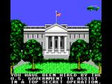 Mercs SEGA Master System The intro