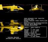 Firepower 2000 SNES Heli parameters