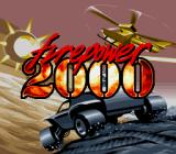 Firepower 2000 SNES Title screen