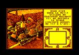 Iron Lord Amstrad CPC Arriving at the town