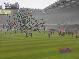 Actua Soccer 3 Windows Pre-match. Fog is very well simulated