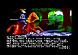 Lancelot Amstrad CPC Into the first battle