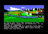 Lancelot Amstrad CPC Entering the city