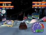 Road Trip: The Arcade Edition GameCube Ski Slope