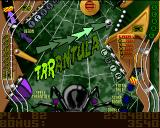 Pinball Mania Amiga Tarantula - center part