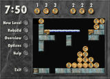 THiNK-X Windows 3.x Roll the coins, but watch out for the ray (hard difficulty level).