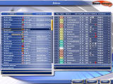 Soccer Manager Windows You can alter the teams' and players' data in the editor.