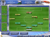 Soccer Manager Windows Change the formation of your team.