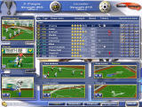 Soccer Manager Windows Manage the team strategies.
