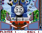 Thomas the Tank Engine and Friends Pinball Amiga Thomas - bottom part