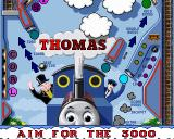 Thomas the Tank Engine and Friends Pinball Amiga Thomas - center part
