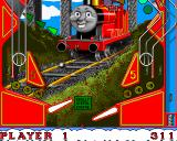 Thomas the Tank Engine and Friends Pinball Amiga James - bottom part
