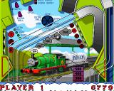 Thomas the Tank Engine and Friends Pinball Amiga Percy - center part