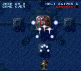 Firepower 2000 SNES Level 3 Boss