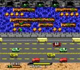 Frogger SNES Going for the extra frog