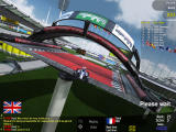 TrackMania Nations ESWC Windows Frontal view