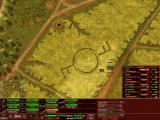 Close Combat III: The Russian Front Windows A crop circle?! :)