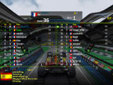 TrackMania Nations ESWC Windows Scores overview of a single race
