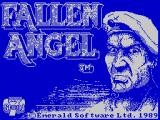 Fallen Angel ZX Spectrum Loading screen