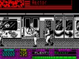 Fallen Angel ZX Spectrum Combat