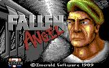 Fallen Angel Commodore 64 Title / loading screen