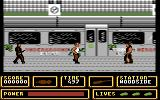 Fallen Angel Commodore 64 Beginning in the first subway station