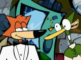 "Spy Fox: ""Operation Ozone"" Windows To rescue Pushpin, SPY Fox enlists the help of his friends including Professor Quack who provides you with a vending machine full of useful gadgets."