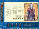 Brave Soul Windows Character screen.