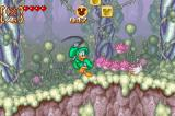 Disney's Magical Quest 3 starring Mickey & Donald Game Boy Advance With the woodman outfit, you can spin your enemies.