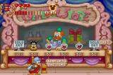 Disney's Magical Quest 3 starring Mickey & Donald Game Boy Advance General Store: buy items and upgrades