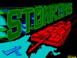 Stonkers ZX Spectrum Loading screen