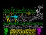 Altered Beast ZX Spectrum These blue zombies are quite tough