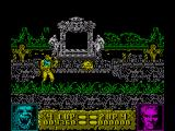 Altered Beast ZX Spectrum After collecting 3 power ups you turn into the werewolf