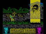 Altered Beast ZX Spectrum After defeating the boss he steals your power ups off you reducing you back to your weaker human form