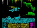 Altered Beast ZX Spectrum On the second level you turn into a dragon after collecting 3 power ups